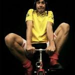 Brice Pezon, monocycle burlesque