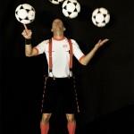 Brice Pezon, jonglage